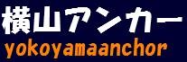 横山アンカー
